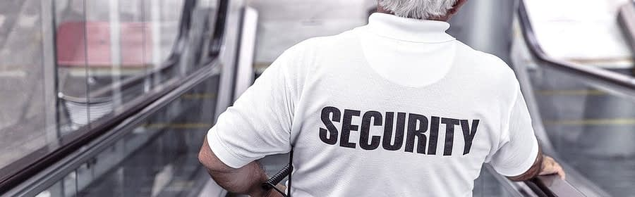a security officer