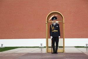 a security guard